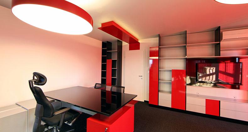 El color ideal para una oficina soa for Unas para oficina