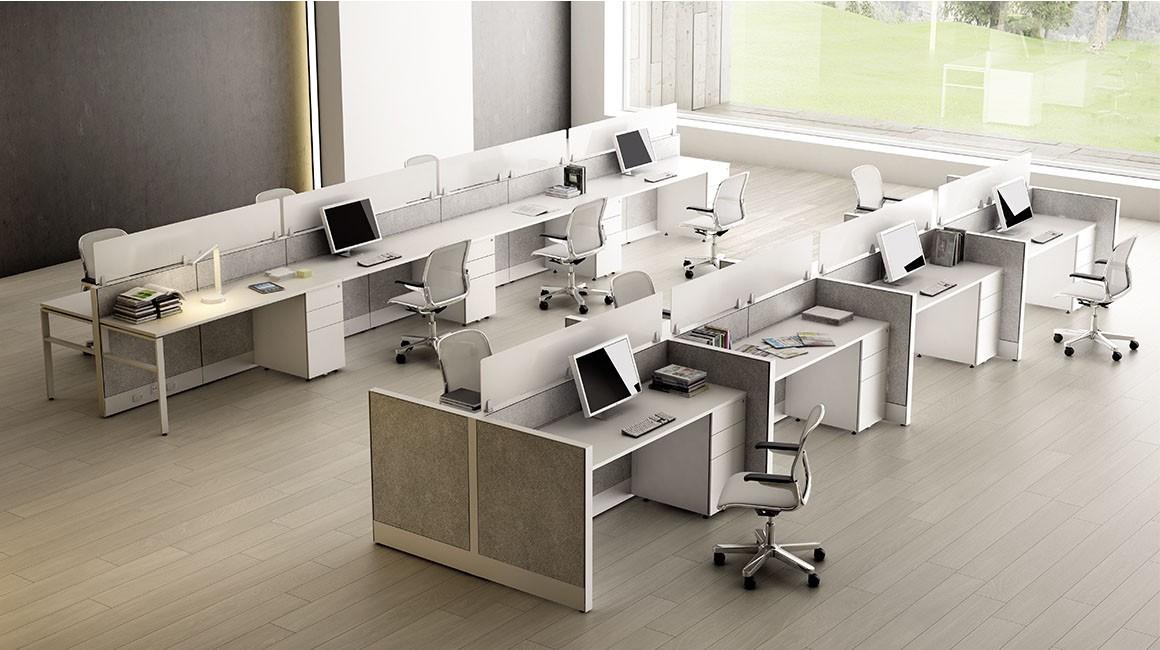 Soa mobiliario de oficina y almacenaje for Mobiliario modular para oficina